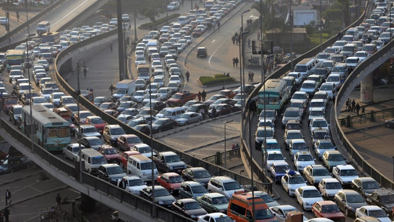 رأي.. الدولة والمرور في مصر