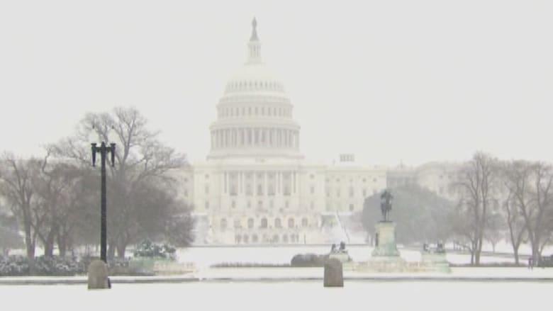 عاصفة ثلجية جديدة تشل أمريكا.. والأسوأ قادم