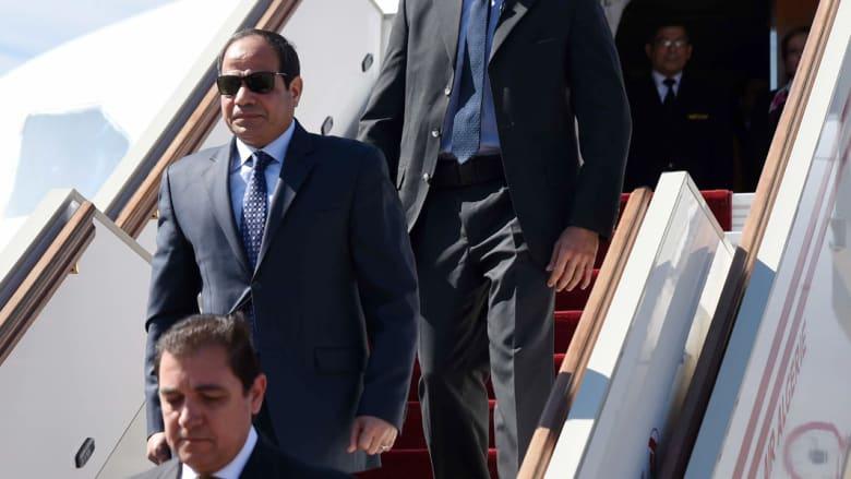 السيسي بالسعودية الأحد في أول زيارة للمملكة بعد توليه رئاسة مصر