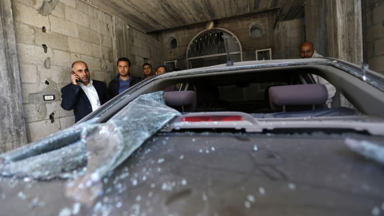 """موجة تفجيرات بمنازل فتحاويين و""""منصة عرفات"""" في غزة.. حماس تدين والحمد الله يرجئ زيارته"""
