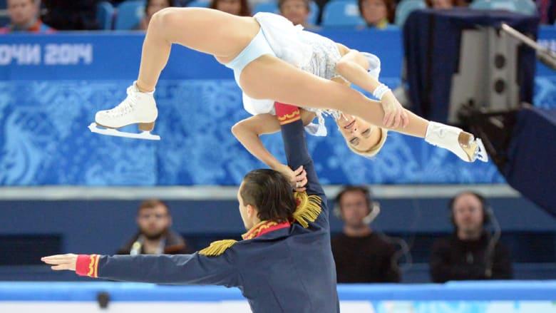 بالصور.. الاستعدادات الأخيرة لانطلاق الاولمبياد الليلة