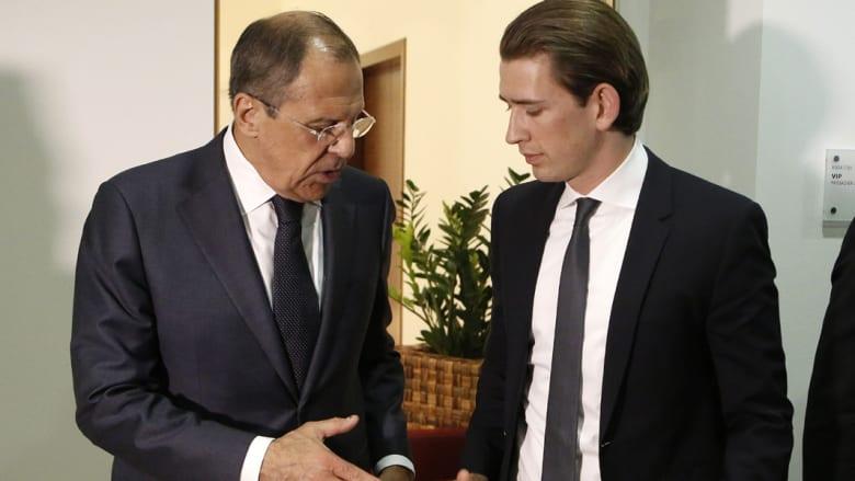 بالصور.. أحد نجوم الجمعية العامة... وزير الخارجية النمساوي الذي يبلغ عمره 28 عاما فقط
