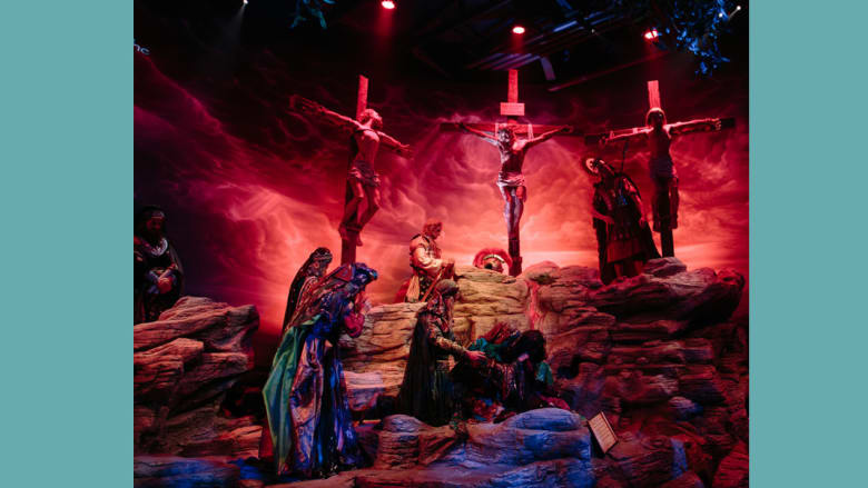 القدس وسفينة نوح والمسيح في أمريكا الآن