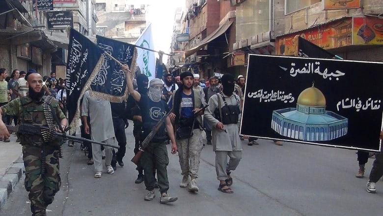 أمريكا قد توسع حملتها العسكرية ضد داعش لتشمل جبهة النصرة