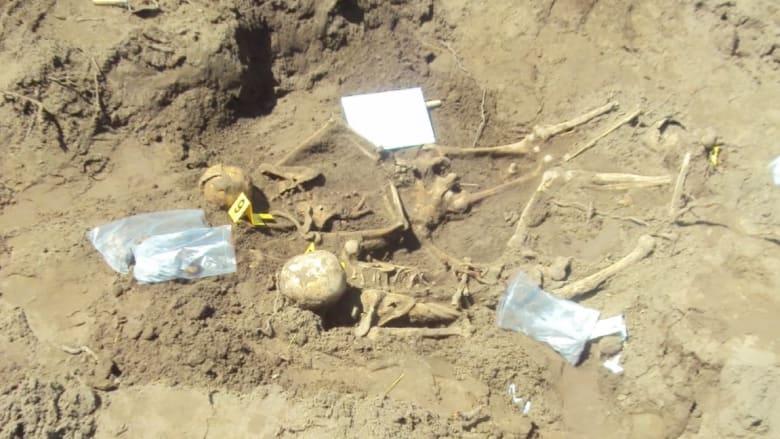 الفيضانات تكشف مقابر جماعية في البوسنة