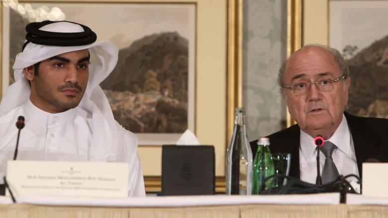 قطر تردّ: ما جمعنا ببن همام علاقة عمل ونتوقع استمرار سيل الافتراءات