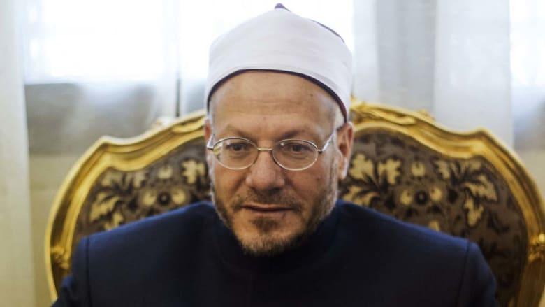 مفتي مصر: التطرف يتشكل في ظل الفقر والبطالة .. والفتوى مهنة وصناعة