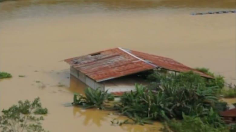 """في ذكرى """"تسونامي"""" .. الفيضانات تداهم شرق آسيا"""