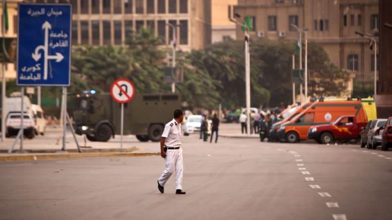 """مصر.. انفجار هائل يهز منطقة """"المهندسين"""" بالجيزة وأنباء عن سقوط ضحايا"""