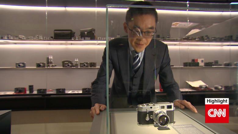 شغفه دفعه لمحاولة تغيير مفاهيم التصوير الفوتوغرافي في هونغ كونغ