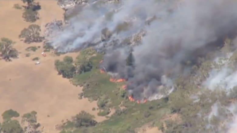 أستراليا تشهد حرائق الغابات الأسوأ منذ 1983