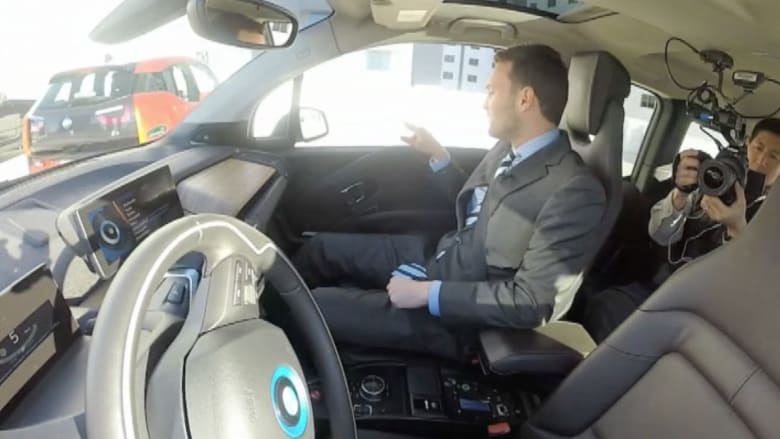 جديد BMW سيارات بلا سائق.. وبلا حوادث