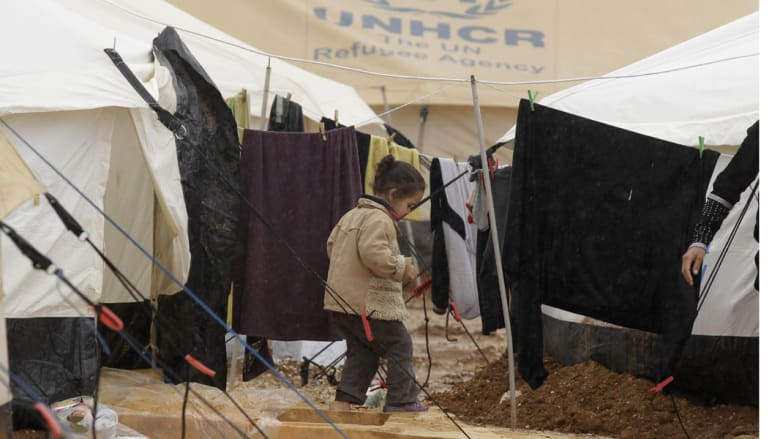 مخيم الزعتري
