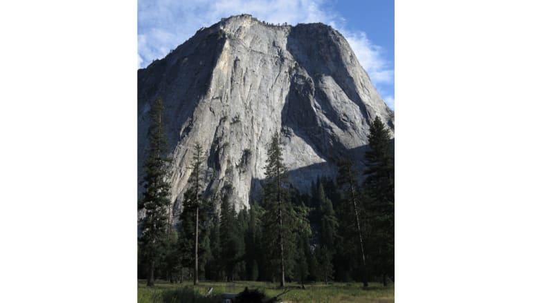 هل يمكنك أن تتسلق هذا الجبل من دون مساعدة؟