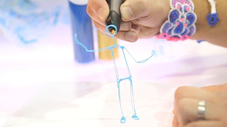 منافس جديد لـ GoPro .. وقلم يحول رسوماتك إلى أجسام ثلاثية الأبعاد