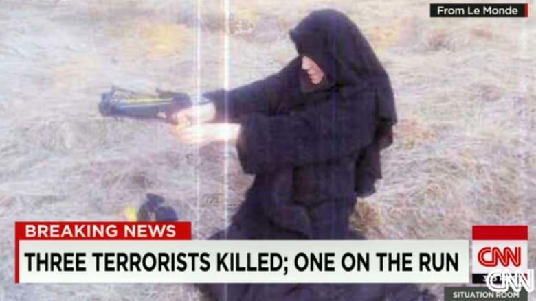 بالصور.. حياة بومدين المشتبه بها بإطلاق النار في فرنسا