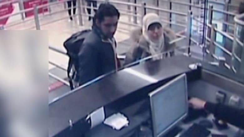 هل كانت بومدين في اسطنبول؟ ومن الرجل الذي ظهر بجانبها في فيديو المطار؟