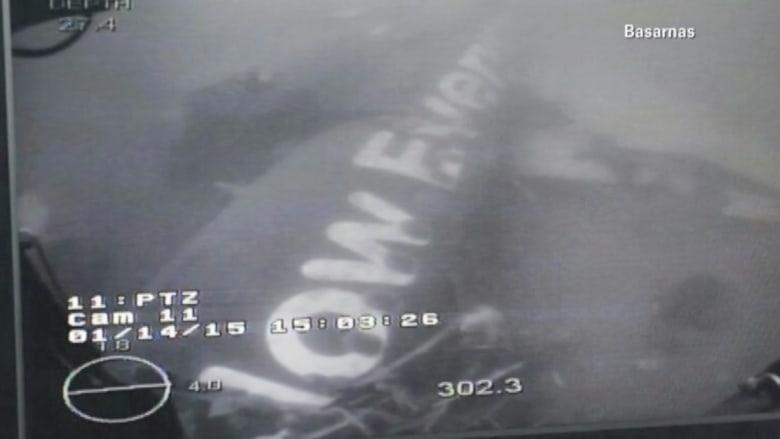جديد الرحلة 8501 بالفيديو .. في هذا العمق استقرت.. وهنا غرق الركاب