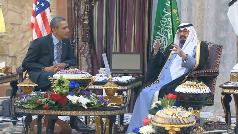 هل تتأثر علاقة أمريكا والسعودية بوفاة الملك عبدالله بن عبدالعزيز؟
