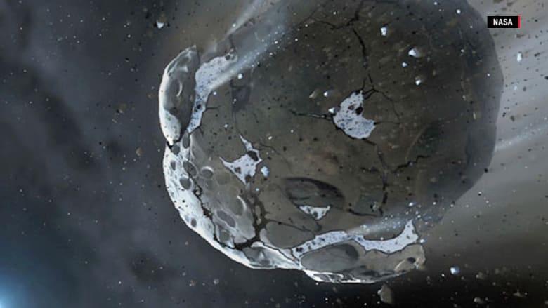 """كويكب ضخم يمر قرب الأرض الاثنين والعلماء """"يترقبون"""" لدراسته"""