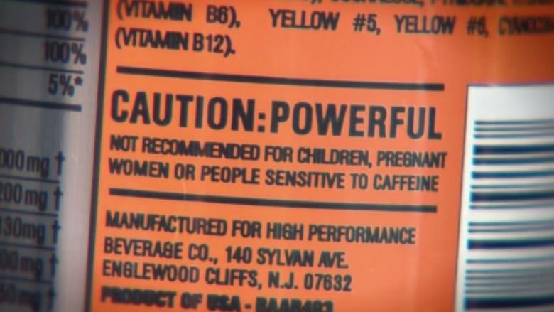 كيف تؤدي مشروبات الطاقة لتسمم الأطفال؟