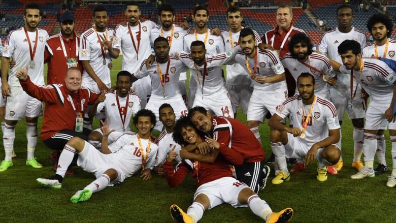 نهائيات أمم آسيا.. الإمارات تنتزع المركز الثالث بالفوز على العراق 3-2