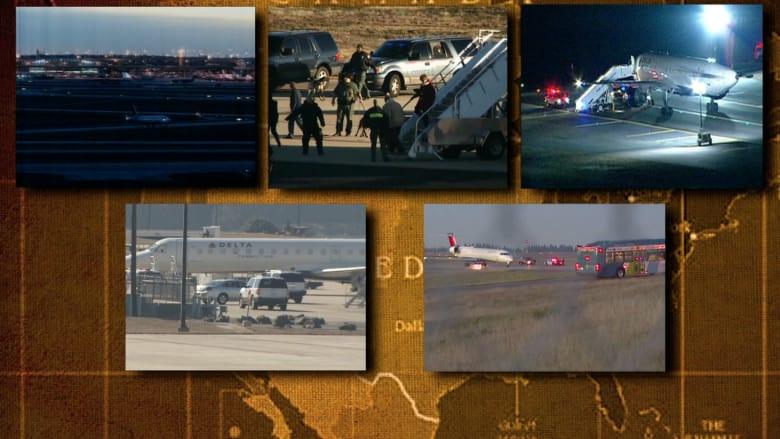 في غضون اسبوعين.. 50 بلاغا كاذبا بوجود قنابل على طائرات أمريكية