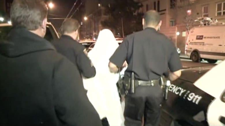اعتقال مشتبه فيه بقتل شخص وتقطيعه ووضعه في حقيبة وإلقائه بالنفايات