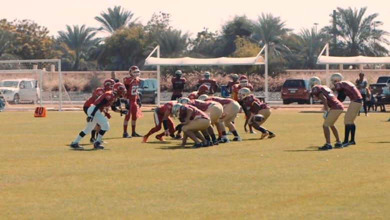 ظاهرة جديدة في الإمارات...كرة القدم الأمريكية تنتعش