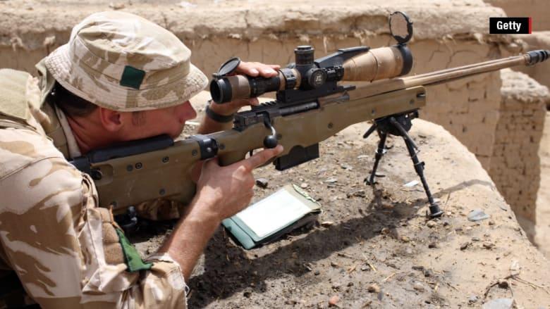 بالفيديو.. الجيش الأمريكي يطور رصاصة تلاحق هدفها ذاتياً