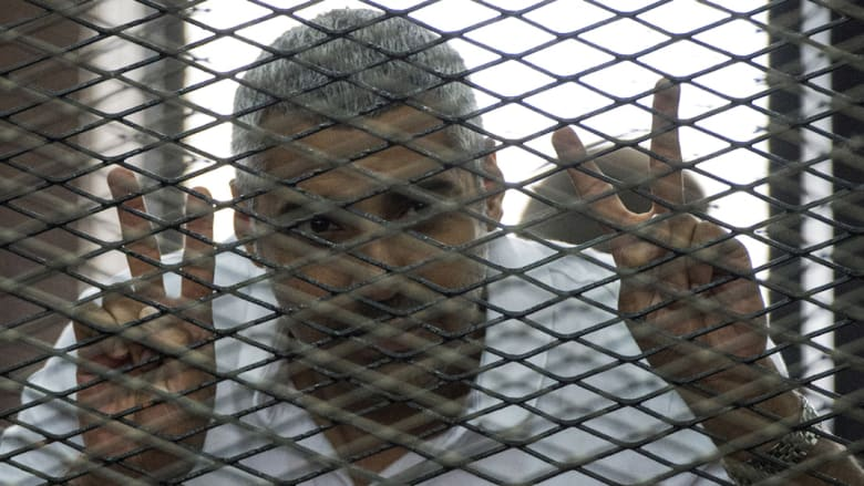 مكتب وزير الخارجية الكندي لـCNN: نعتقد أن إطلاق سراح صحفي الجزيرة محمد فهمي من السجون المصرية قريب
