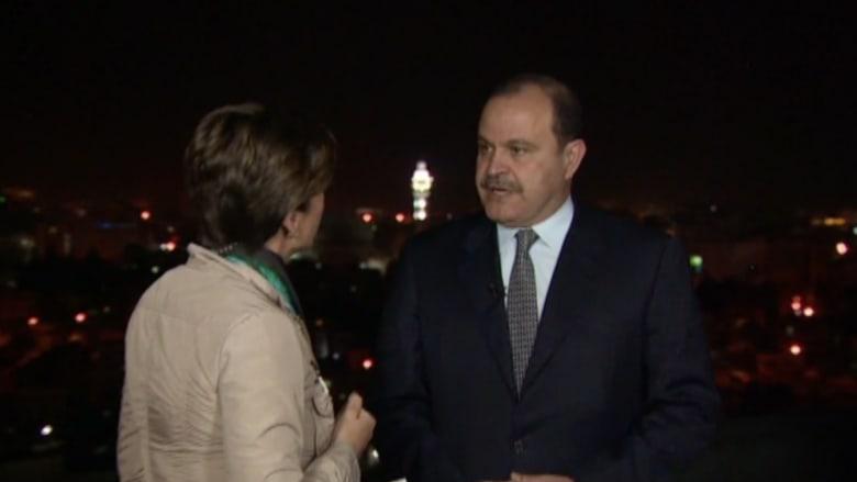 """وزير الداخلية الأردني لـCNN: علينا وقف """"خط انتاج داعش"""" وحربنا مع قوى الظلام ليست عسكرية فقط"""