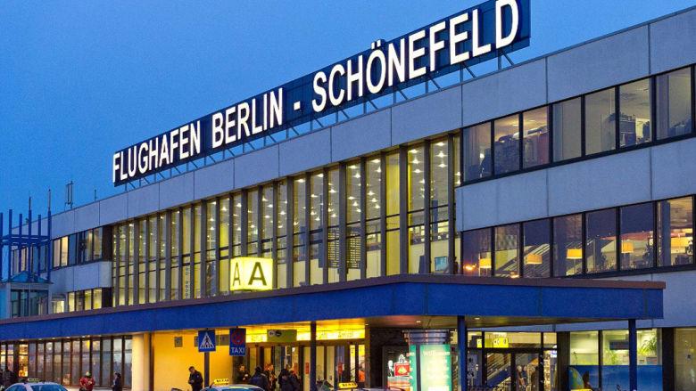 مطار برلين شونفيلد