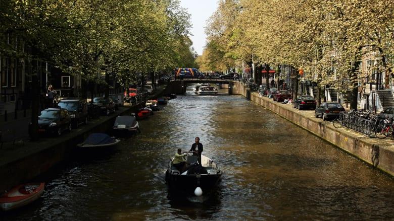 مدينة أمستردام الهولندية - رقم 5