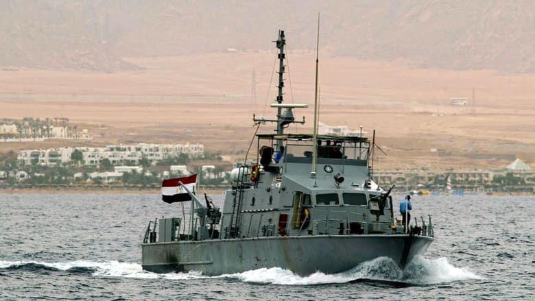 """انطلاق مناورات """"مرجان 15"""" البحرية بين السعودية ومصر بالبحر الأحمر"""