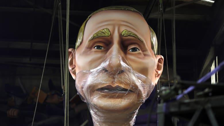 """فتحي الشاذلي يكتب لـCNN: عند بوتين...""""الحياة مخاطرة"""""""