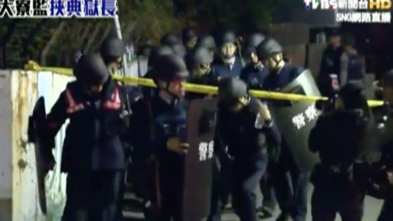 تبادل مواقع في تايوان .. سجناء يفاوضون للإفراج عن سجانيهم