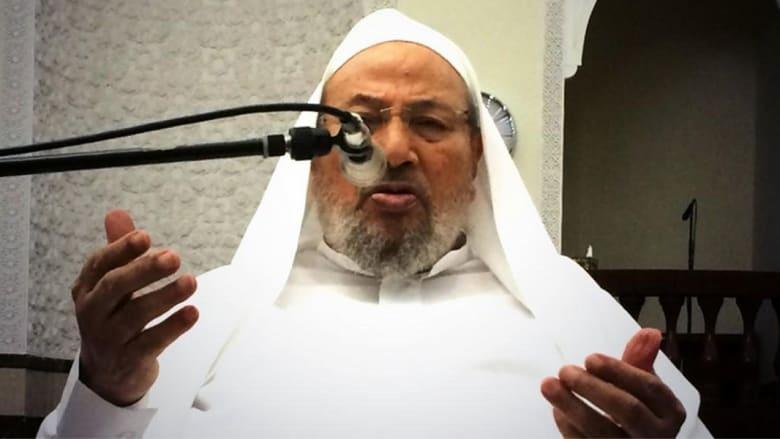 القرضاوي: النظام الانقلابي عار على جبين مصر ويجب أن يزال