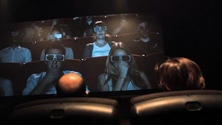 """شاهد.. هذا ما يحدث عندما """"تدغدغ"""" السينما حواسك الخمس"""