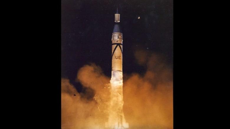 أكسبرولر 1 أول قمر صناعي يطلق من الولايات المتحدة في 31 يناير/كانون الثاني 1958،