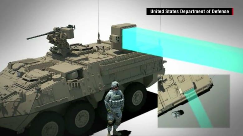 """تعرف على """"الشعاع الحراري"""".. سلاح الجيش الأمريكي الذي لا تراه العين"""