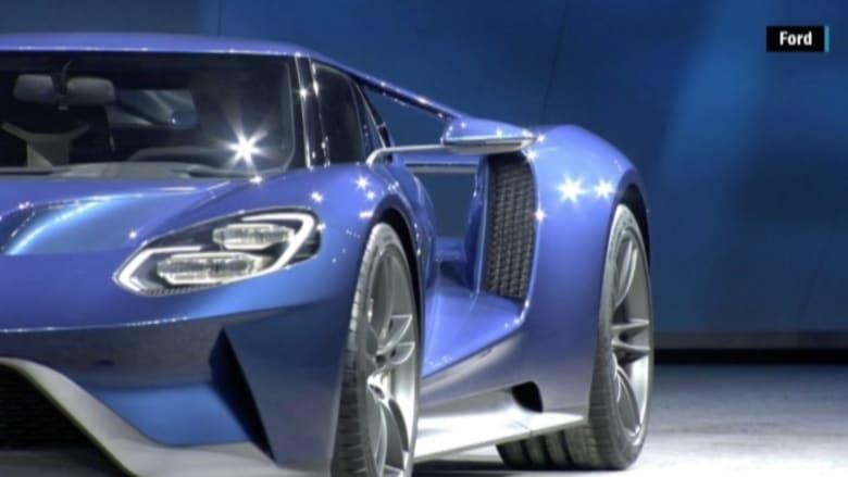 بالفيديو.. فورد تنتج أغلى سيارة رياضية في تاريخ الشركة