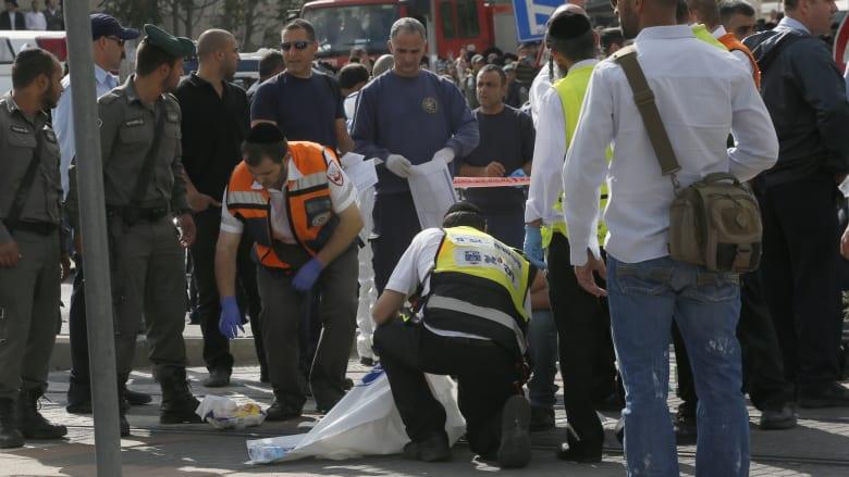 إصابة 5 شرطيات في حادث دهس بالقدس اعتبرته إسرائيل هجوما إرهابيا