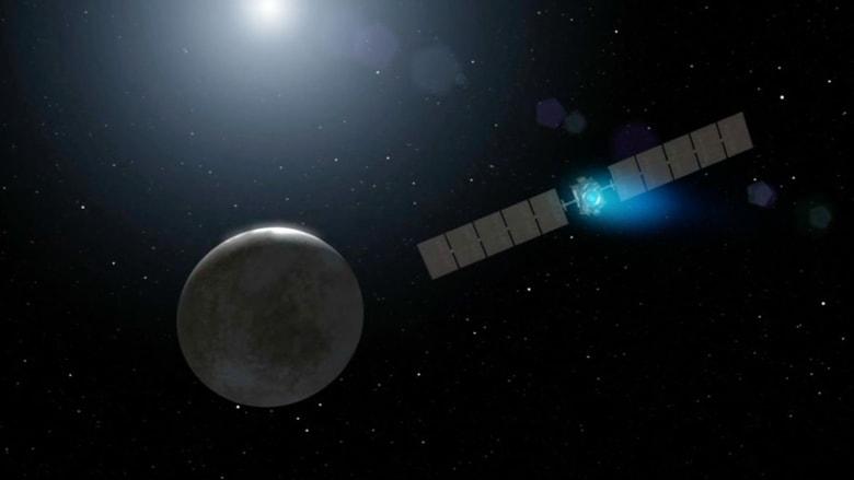 """مركبة """"الفجر"""" تدور حول """"الكوكب القزم"""" بعدما قطعت 500 مليون كم"""