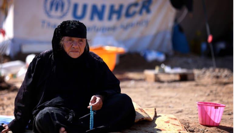 الأمم المتحدة: 1200000 عراقية مشردة بظروف قاسية و 1600000 أرملة معيلات لأسرهن
