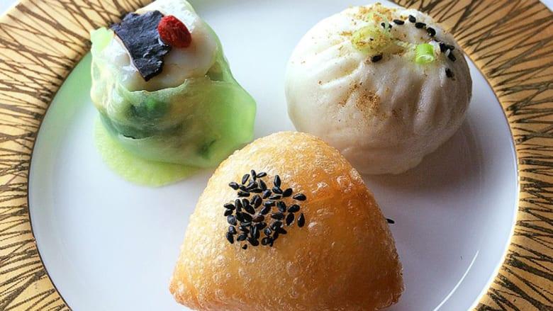 مثلجات بطعم الصويا وحلويات كبد الأوز..هذا ما تقدمه أفضل مطاعم هونغ كونغ