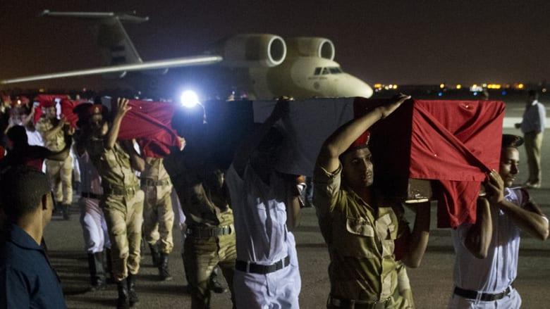 مصر.. مقتل وإصابة 6 جنود في انفجار استهدف مدرعة أمنية بشمال سيناء