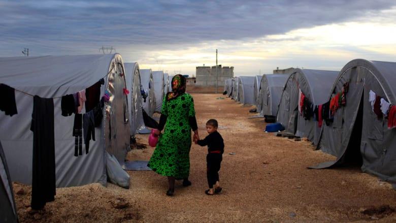 أربعة أعوام على الحرب السورية.. إليكم وضع اللاجئين بالأرقام