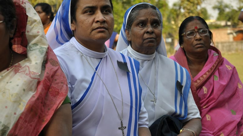 راهبة تبلغ من العمر 70 سنة ضحية اغتصاب جماعي بالهند