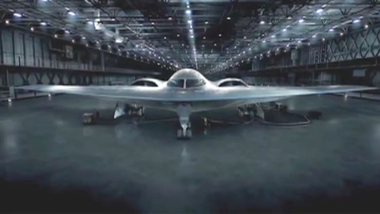 """ألغاز تحوم حول """"طائرة الشبح"""" الأمريكية الجديدة"""